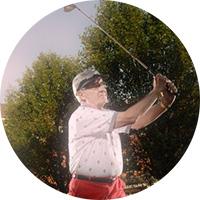ゴルフおじいちゃん